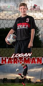 Logan Hartman Soccer Banner 01