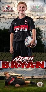 Aiden Bryan Soccer Banner 01