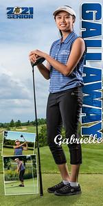 Gabrielle Gallaway HHS 2021 Banner