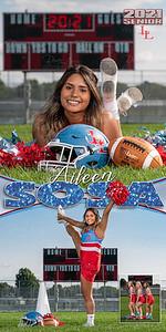 Cheer Aileen Sosa Banner