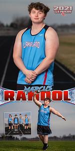 Track Marcus Randol Banner