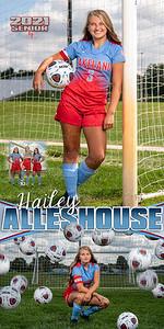 GSoccer Hailey Alleshouse Banner