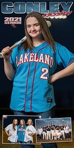 Baseball Kassidy Conley Banner