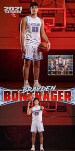Boys BBall Brayden Bontrager Banner