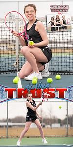 G Tennis Alaina Trost Banner