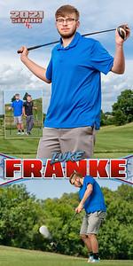 B Golf Luke Franke Banner