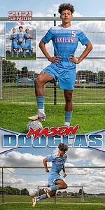 Soccer Mason Douglas Banner