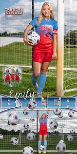 GSoccer Emily Byler Banner