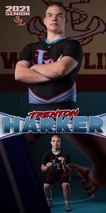 Wrestling Trenton Harker Banner