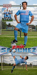 Soccer Eric Sanches Banner