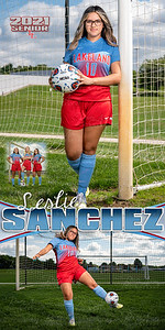 GSoccer Leslie Sanchez Banner