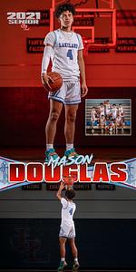 Boys BBall Mason Douglas Banner
