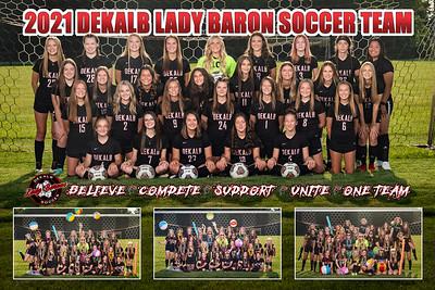 Dekalb Girls Soccer 2021 Poster Back 01