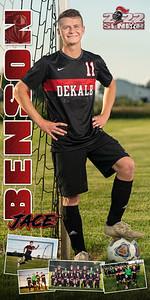 Jace Benson Soccer Banner 01