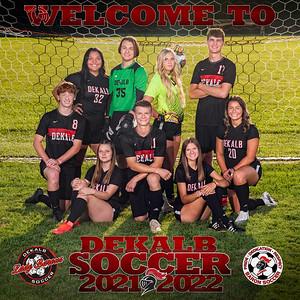 Dekalb Senior 4 x 4 Banner 2021