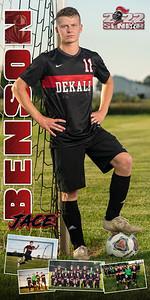 Jace Benson Soccer Banner 02