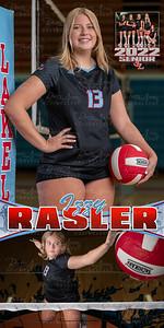 VB Izzy Rasler Banner