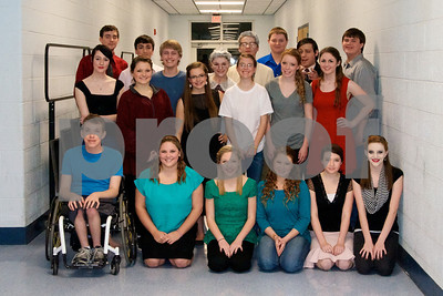 Harpeth Theatre Wide World of Proposals X Cast
