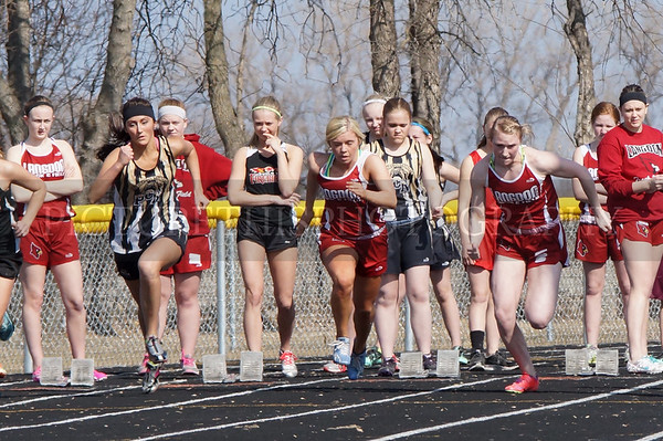2014 High School Track Meets
