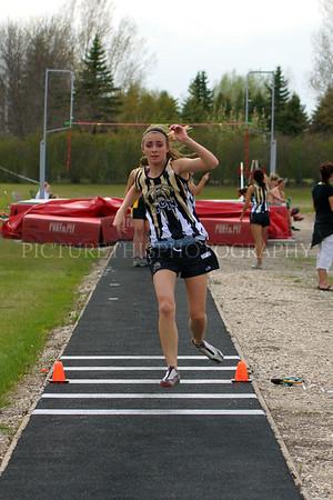 LHS Track Meet 5-10-12