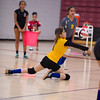 Varsity Volleyball held at Home,  Arizona on 9/7/2015.