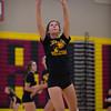 Varsity Volleyball held at Home,  Arizona on 8/24/2015.