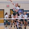Varsity Volleyball held at Home,  Arizona on 9/20/2015.