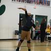 Varsity Volleyball held at Home,  Arizona on 9/21/2015.