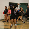 Varsity Volleyball held at Home,  Arizona on 9/21/2015.