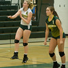 Varsity Volleyball held at Home,  Arizona on 9/22/2015.