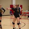 Varsity Volleyball held at Home,  Arizona on 10/20/2015.