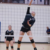 Varsity Volleyball held at Home,  Arizona on 11/5/2015.