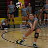 Varsity Volleyball held at Home,  Arizona on 8/24/2015.