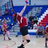 Varsity Volleyball held at Home,  Arizona on 9/27/2015.