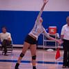 Varsity Volleyball held at Home,  Arizona on 10/18/2015.