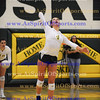Volleyball held at Home,  Arizona on 8/29/2017.