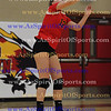 Volleyball held at Home,  Arizona on 9/5/2017.