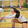 Volleyball held at Home,  Arizona on 10/10/2017.