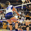 Volleyball held at Home,  Arizona on 11/4/2017.