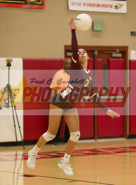 191054High School Volleyball held at Home,  Arizona on 9/4/2018.