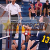 191620High School Volleyball held at Home,  Arizona on 9/11/2018.