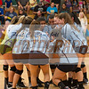 115700High School Volleyball held at Home,  Arizona on 9/22/2018.