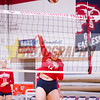 174746High School Volleyball held at Home,  Arizona on 10/2/2018.