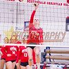 174810High School Volleyball held at Home,  Arizona on 10/2/2018.