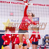174804High School Volleyball held at Home,  Arizona on 10/2/2018.