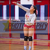 174609High School Volleyball held at Home,  Arizona on 10/2/2018.
