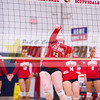 174813High School Volleyball held at Home,  Arizona on 10/2/2018.