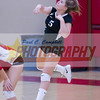 173538High School Volleyball held at Home,  Arizona on 10/16/2018.