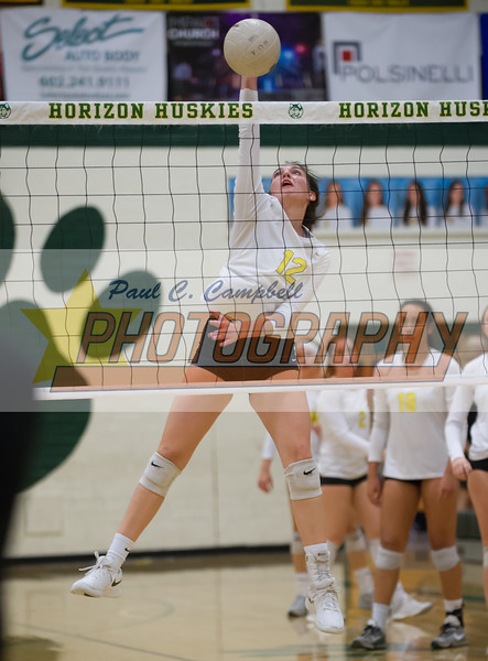 181727High School Volleyball held at Home,  Arizona on 10/30/2018.