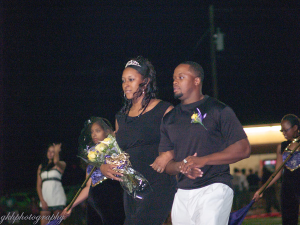 Everman Homecoming vs Burleson